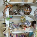 Výrobky žáků - výstava 11
