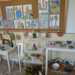 Výrobky žáků - výstava 4