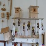 Výrobky žáků - výstava 7
