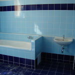 Modrý byt