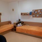 Oranžový byt